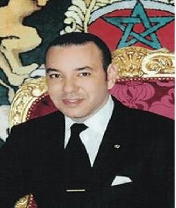 أمير المومنين الملك محمد السادس نصره الله