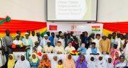 افتتاح فرع مؤسسة محمد السادس للعلماء الأفارقة في غانا