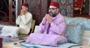 أمير المؤمنين يترأس الدرس السابع من سلسلة الدروس الحسنية الرمضانية لعام 1440 هـ 2019 م