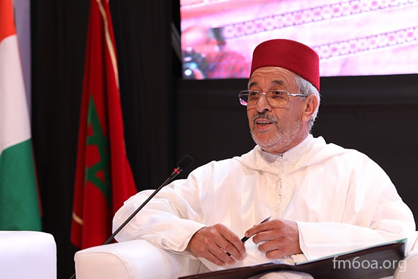 member of the local council of Oulema of Marrakech