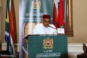 الدكتور عبد القادر بطار أستاذ العقيدة والفكر الإسلامي بجامعة محمد الأول بوجدة