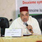 الدكتور محمد أديوان نائب رئيس جامعة القرويين بفاس