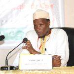 الدكتور علي يعقوب أستاذ مشارك في كلية اللغة العربية بالجامعة الإسلامية بالنيجر