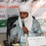 الدكتور عبد المهيمن محمد الأمين عضو فرع مؤسسة محمد السادس للعلماء الأفارقة في النيجر ومؤسس ومدير جامعة المغيلي الدولية بالنيجر
