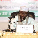 الدكتور عبد الله ميغا رئيس فرع مؤسسة محمد السادس للعلماء الأفارقة في النيجر
