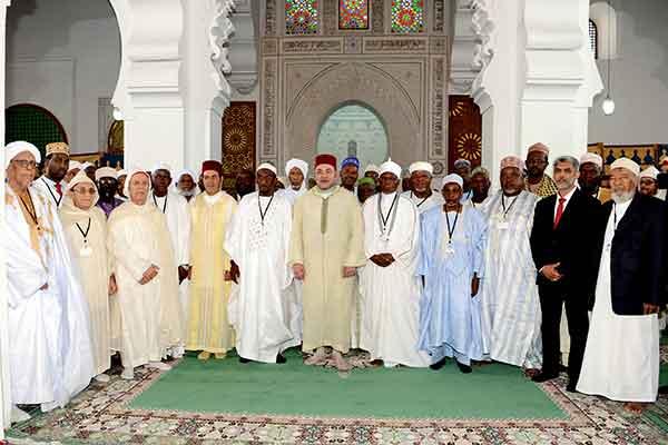 توحيد جهود علماء إفريقيا والمغرب من خلال مؤسسة محمد السادس للعلماء الأفارقة