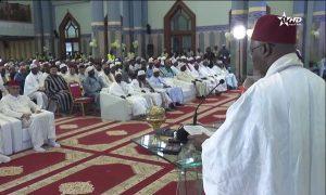 Prix de SM le Roi Mohammed VI, Amir Al Mouminine, octroyés aux gagnants du concours de mémorisation et de psalmodie du Saint-Coran à Abidjan