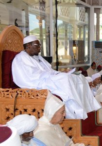 """Aboubakar Doukouri : """"The importance of Hadith Sharif in the knowledge of precepts and morals"""""""