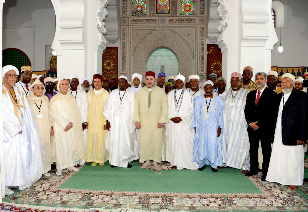 Establishment of the Mohammed VI foundation of African Oulema
