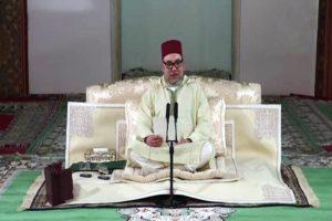 أمير المؤمنين الملك محمد السادس نصره الله