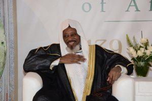 His Eminence Sheikh SHARIF IBRAHIM SALEH AL-HUSSAINI