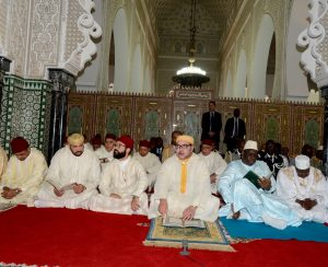 HM the King, Commander of the Faithful, Performs Friday Prayer at the Grand Mosque of Dakar-Senegal