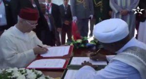 اتفاقية للتعاون في مجالات الشؤون الإسلامية والتعليم العتيق والمساجد والأوقاف بين المغرب وتنزانيا