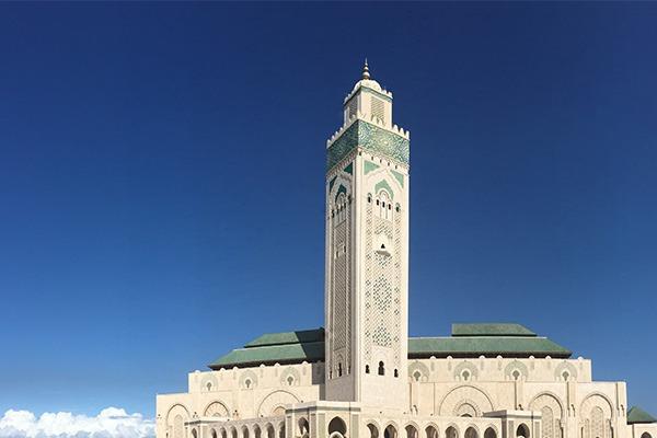 Les mosquées au Royaume du Maroc -mosquée hassan II