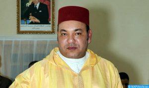 أمير المؤمنين صاحب الجلالة الملك محمد السادس
