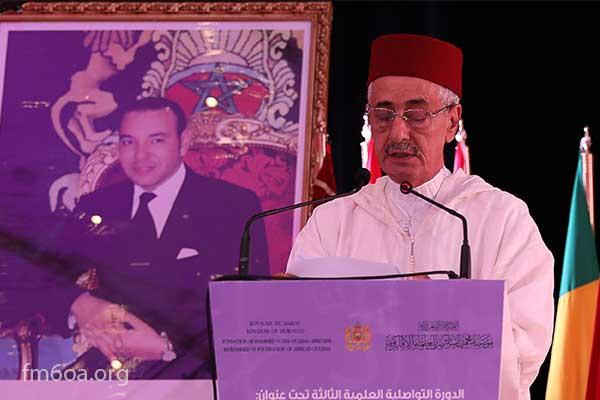 Pr. Abdelhamid El Alami, Professeur de Théologie à l'Université Al Quaraouiyine