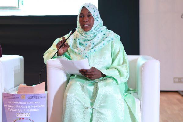Professor Ayesha Taha Abdul Jalil