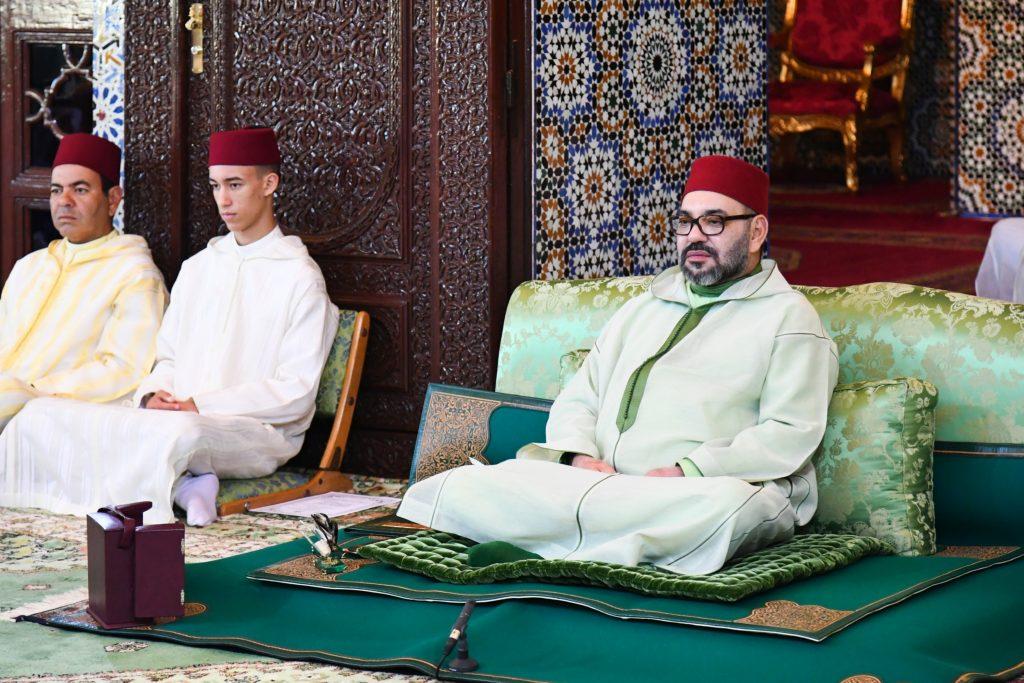 HM the King, Amir Al Mouminine