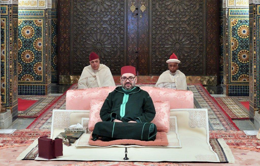 SM le Roi Mohammed VI, Amir Al Mouminine
