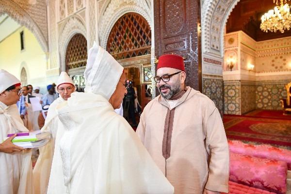 HM King Mohammed VI, Commander of the Faithful