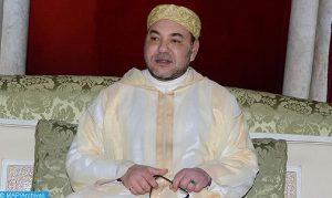 SM le Roi, Amir Al Mouminine