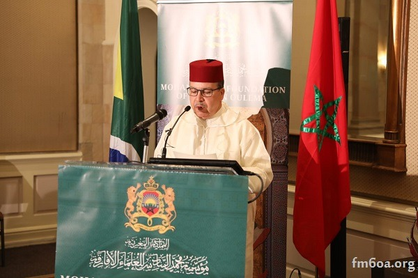 Sidi Mohamed Rifki General Secretary of The Mohammed VI Foundation of African Oulema