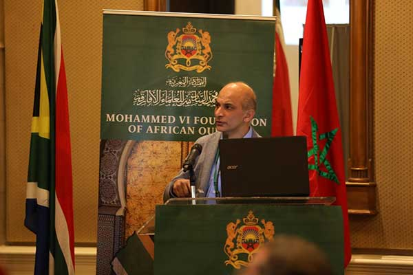 Dr. Auwais Rafudeen- University of South Africa, Religious Studies and Arabic