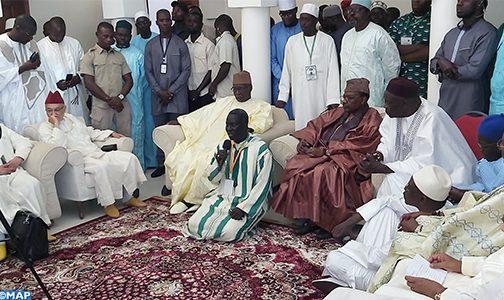 احتفالات ذكرى المولد النبوي في السنغال (غامو)