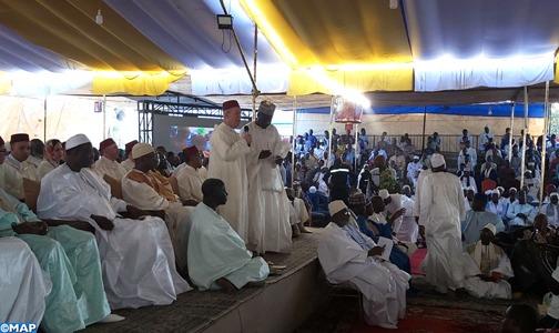 الأيام الثقافية الإسلامية ال39 في دكار تحت الرعاية السامية لأمير المؤمنين صاحب الجلالة الملك محمد السادس