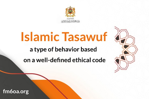 Islamic Tasawuf : a type of behavior based on a well-defined ethical code