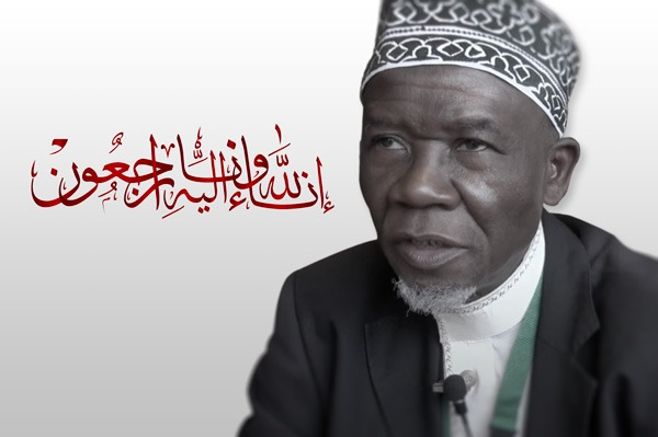 Dr. Abdul Kadir Balonde, Chairman of the Supreme Islamic Council in the Republic of Uganda, May Allah Rest his Soul in Peace
