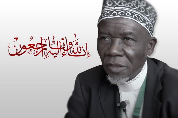Dr. Abdulkadir Balonde, président du Conseil Suprême Musulman en République d'Ouganda, qu'Allah ait son âme