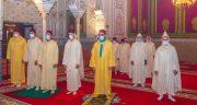 أمير المؤمنين صاحب الجلالة الملك محمد السادس نصره الله يحيي ليلة القدر المباركة