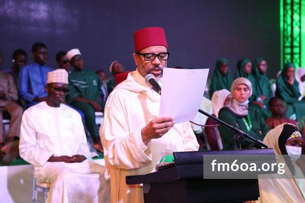 إدريس ابن الضاوية عضو المجلس العلمي الأعلى بالمغرب